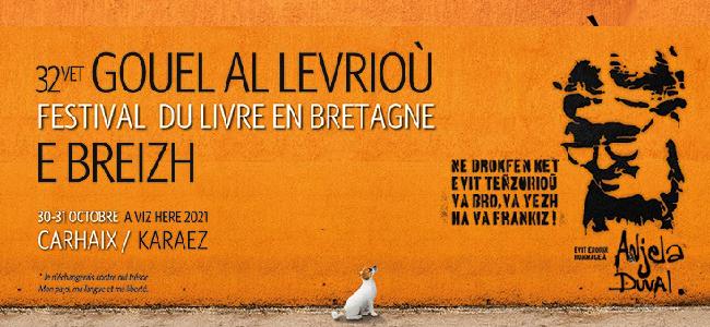 Festival du livre en Bretagne