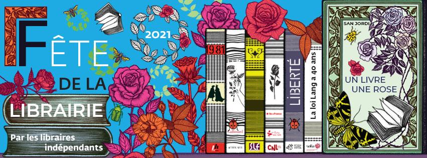 San Jordi Fête de la Librairie indépendante
