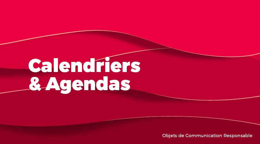 Univers - Calendriers & Agendas - Goodies responsables - Cadoetik