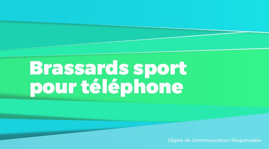Univers - Brassards sport pour téléphone - Goodies responsables - Cadoetik
