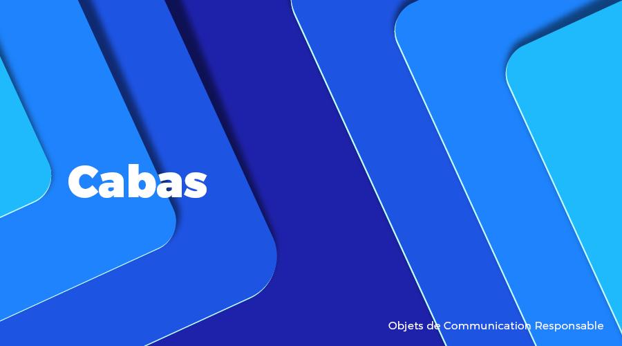 Univers - Cabas - Goodies responsables - Cadoetik