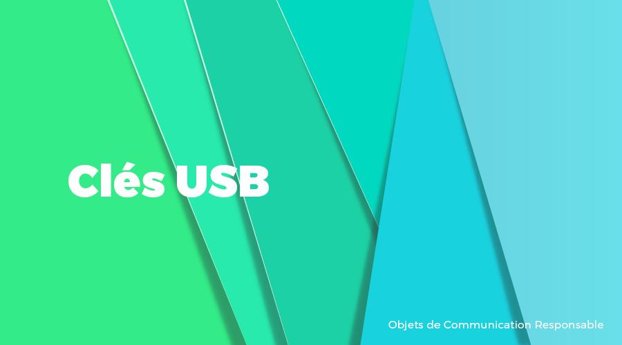 Univers - Clés USB - Goodies responsables - Cadoetik