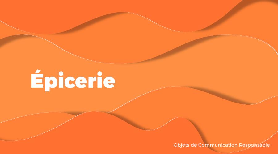 Univers - Épicerie - Goodies responsables - Cadoetik