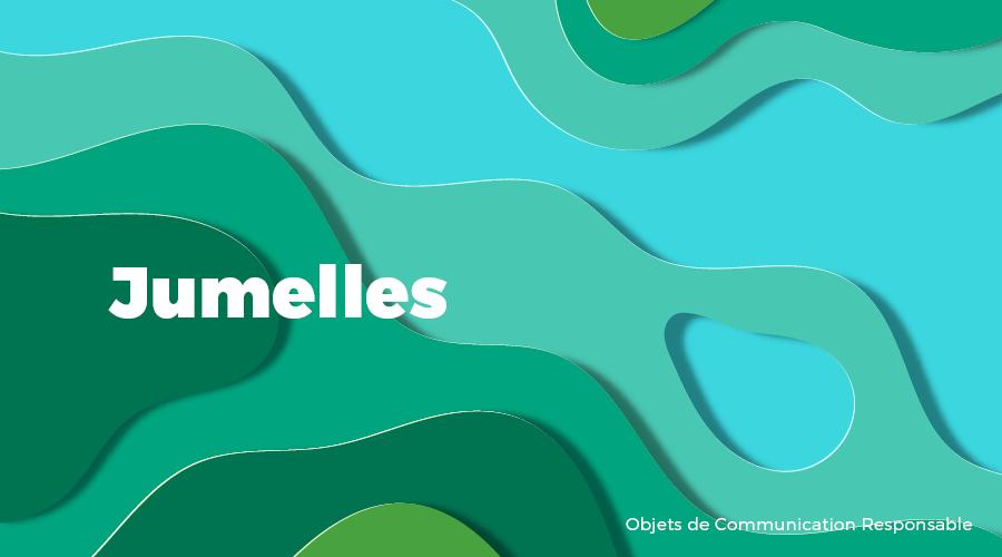 Univers - Jumelles - Goodies responsables - Cadoetik
