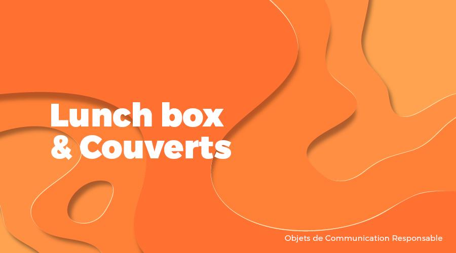 Univers - Lunch box & Couverts - Goodies responsables - Cadoetik