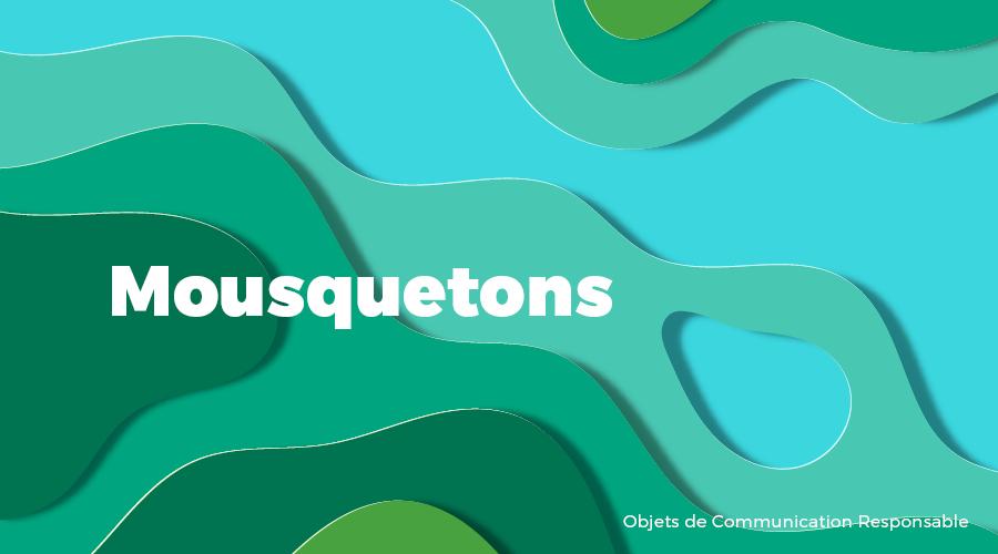 Univers - Mousquetons - Goodies responsables - Cadoetik