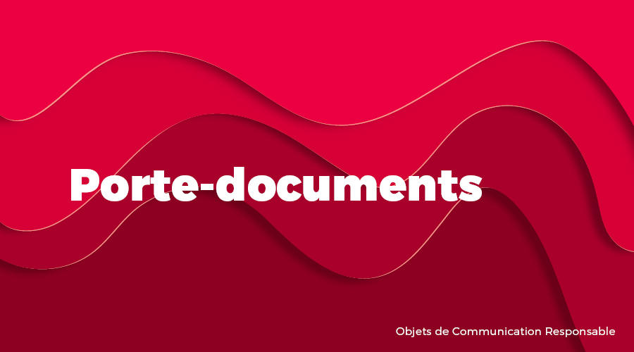 Univers - Porte-documents - Goodies responsables - Cadoetik