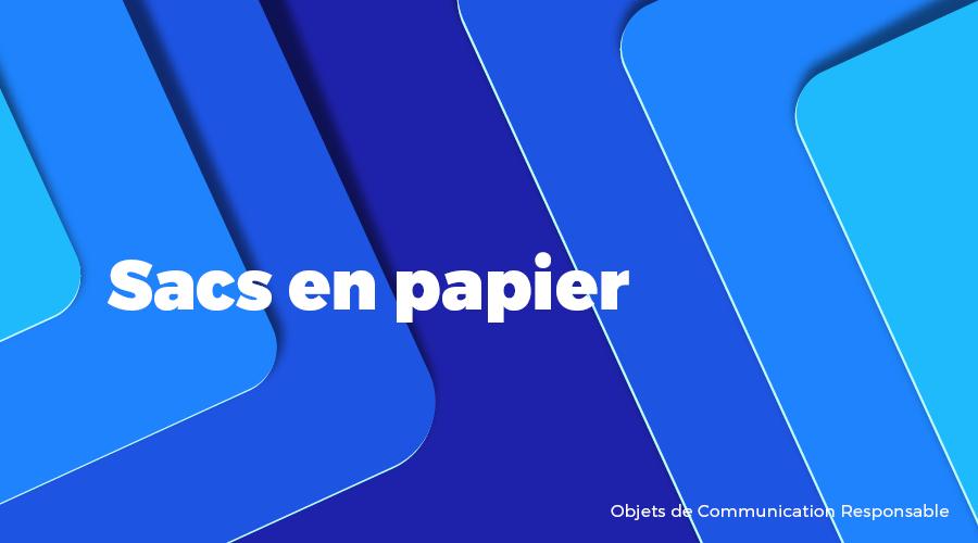 Univers - Sacs en papier - Goodies responsables - Cadoetik