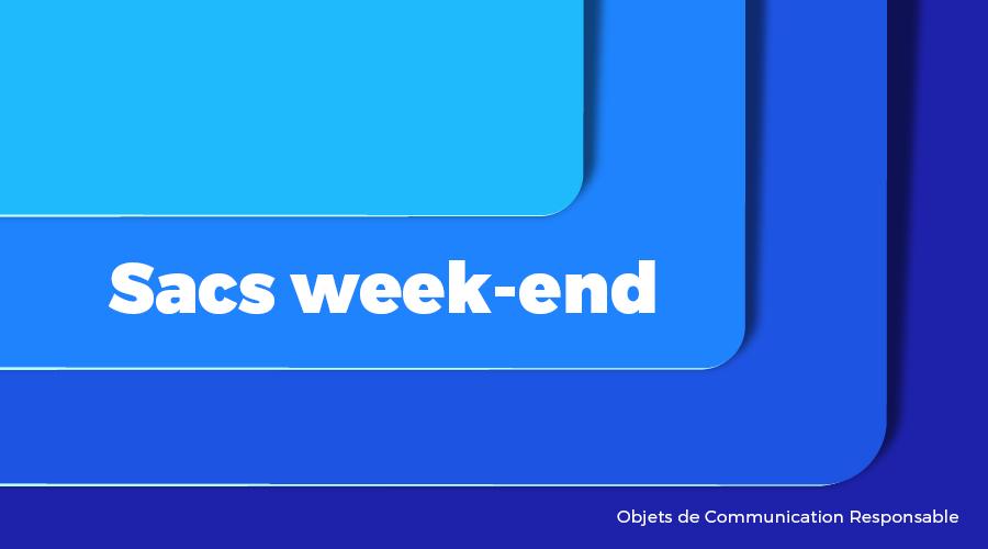 Univers - Sacs week-end - Goodies responsables - Cadoetik