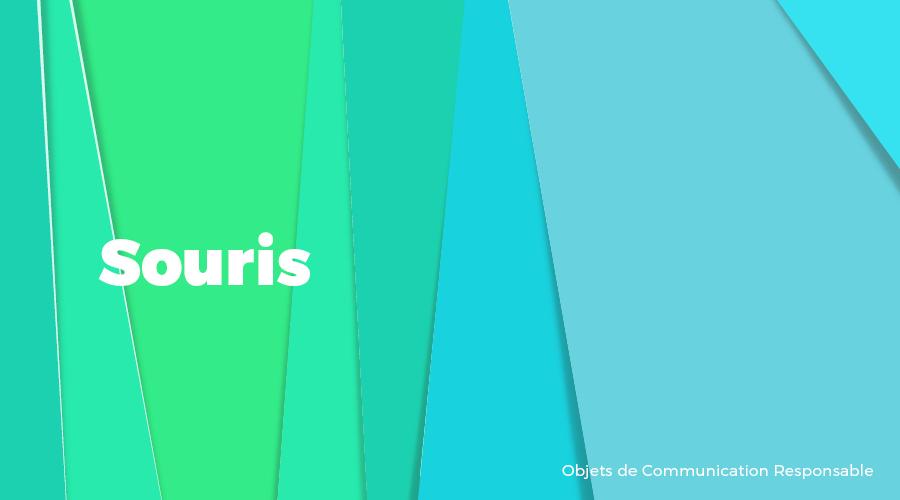 Univers - Souris - Goodies responsables - Cadoetik