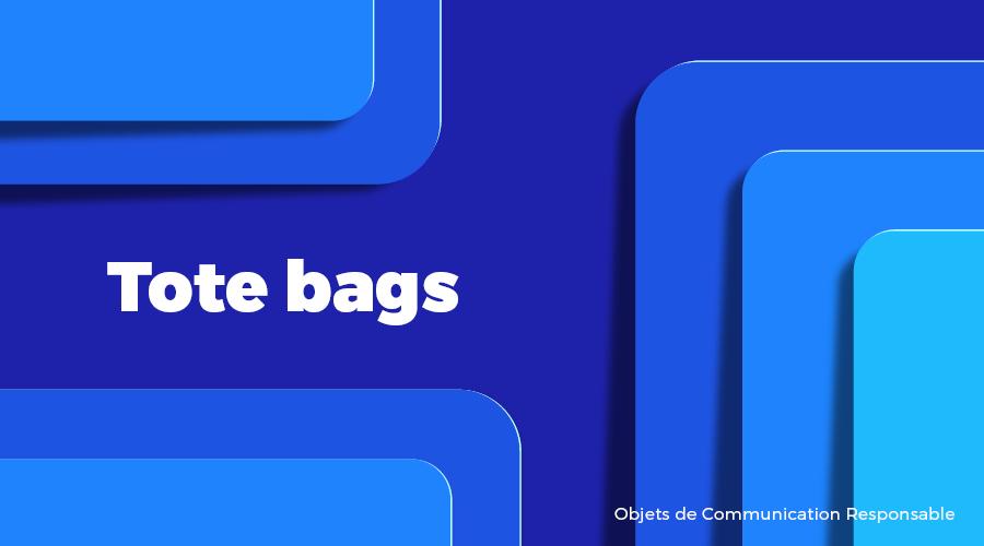 Univers - Tote bags - Goodies responsables - Cadoetik