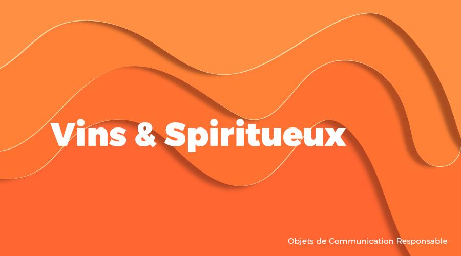 Univers - Vins & Spiritueux - Goodies responsables - Cadoetik