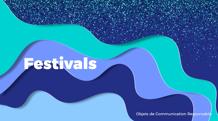 Univers - Festivals - Goodies responsables - Cadoetik