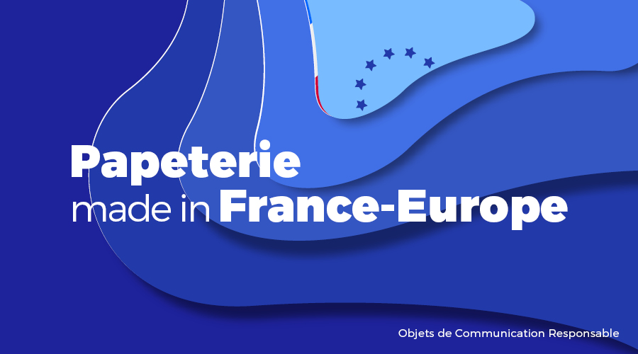 Univers - Papeterie made in France-Europe - Goodies responsables - Cadoetik
