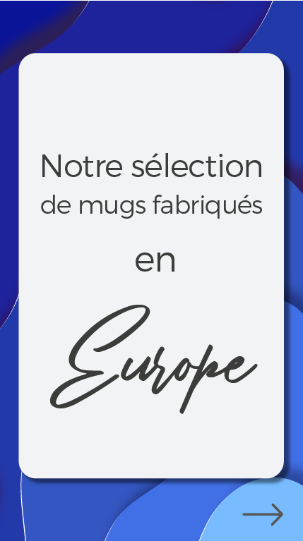 mugs publicitaires made europe