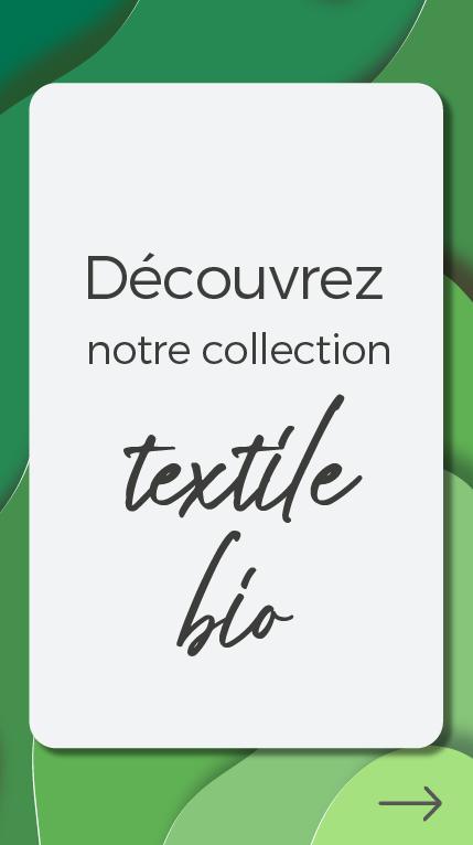 push selection textile bio