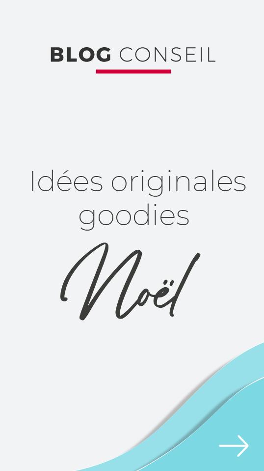 push idées goodies originales noël