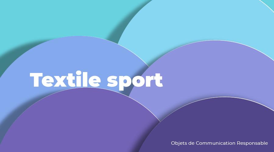 Univers - Textile sport - Cadoetik