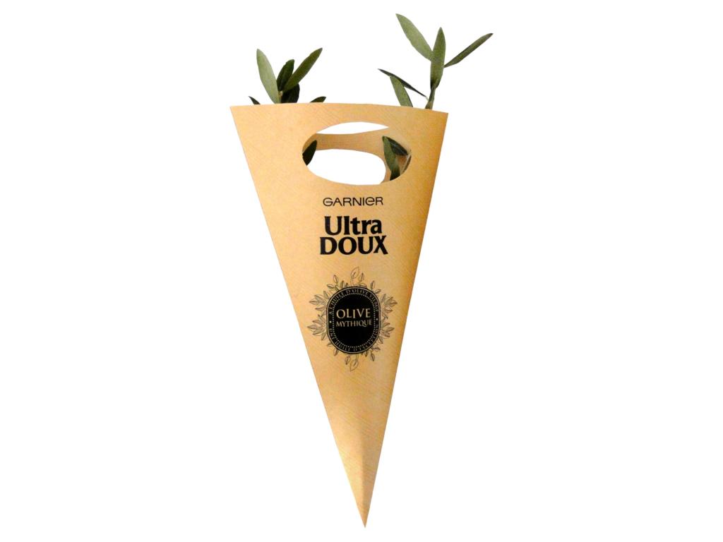 Cornet Kraft pour Plants Prestige - plante d'arbre personnalisé