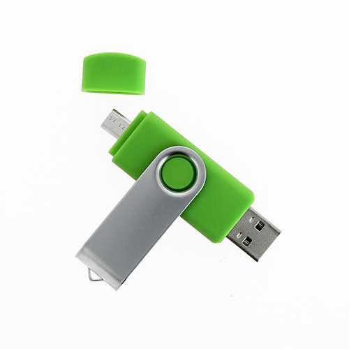 Objet publicitaire high-tech - Clé USB publicitaire Audacious