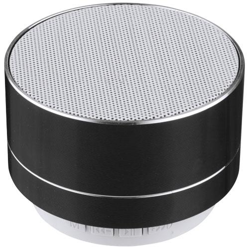 Enceinte publicitaire métal Bluetooth® Blues - Cadeau d'entreprise