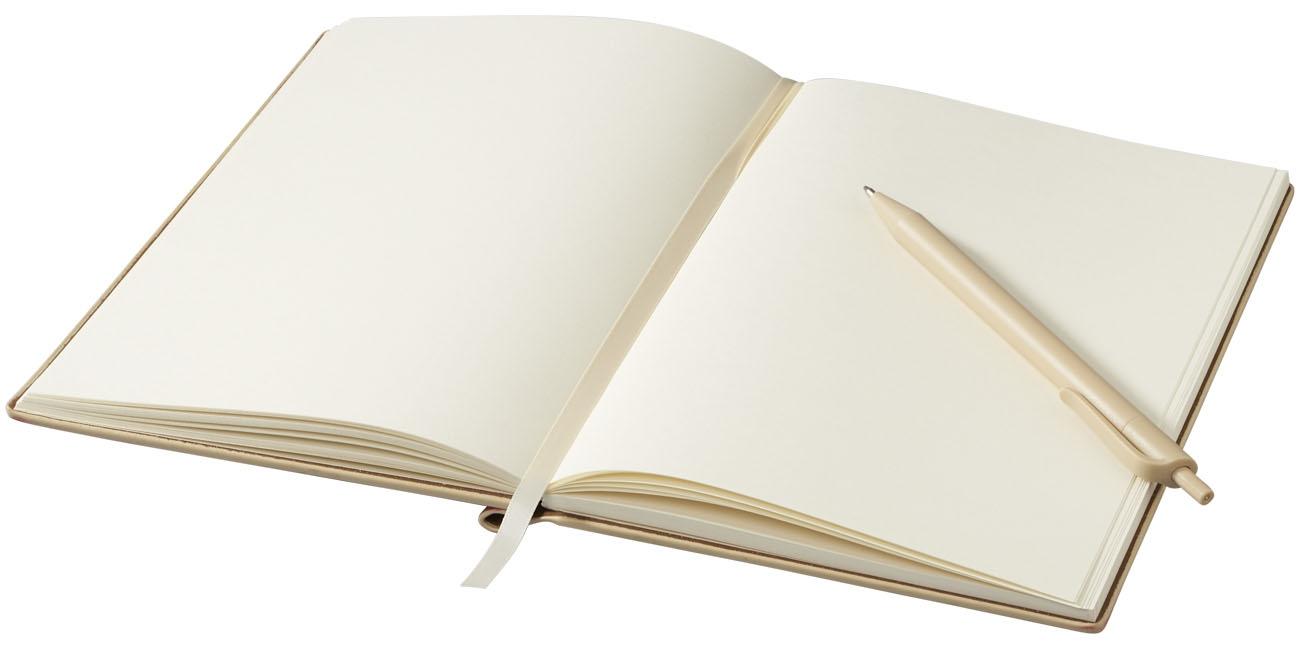 Bloc-notes publicitaire A5 Bardi - carnet personnalisable