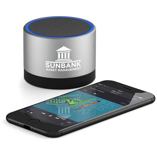 Enceinte Bluetooth® personnalisée Moonlight - enceinte Bluetooth® personnalisable