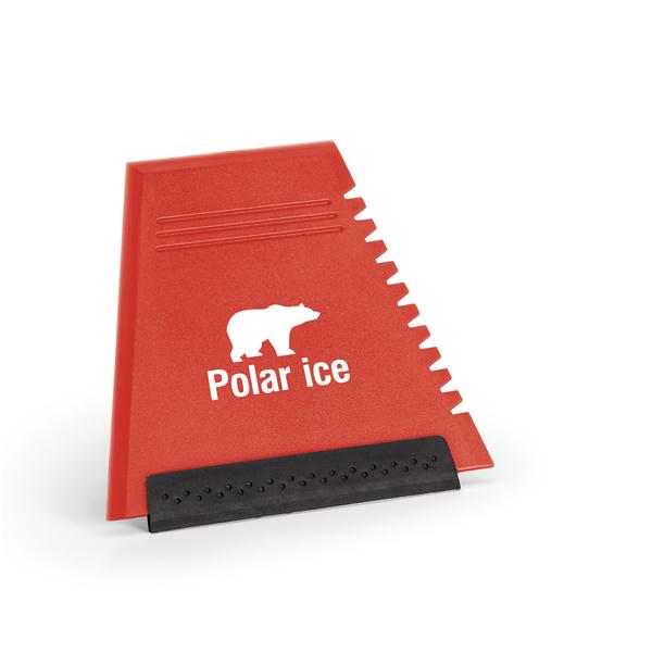 Objet publicitaire - Grattoir personnalisable à glace Polar