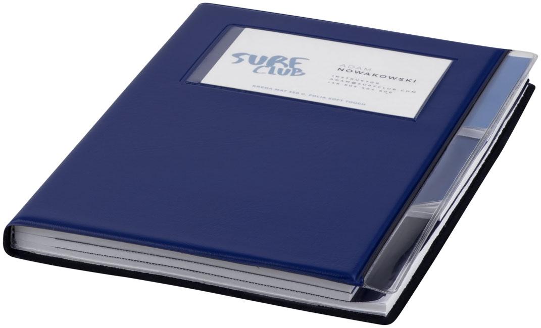Carnet de notes publicitaire Tasker A5 - cadeau publicitaire