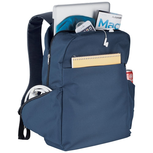 """sac à dos publicitaire ordinateur 15""""6 Arthon - sacoche entreprise"""