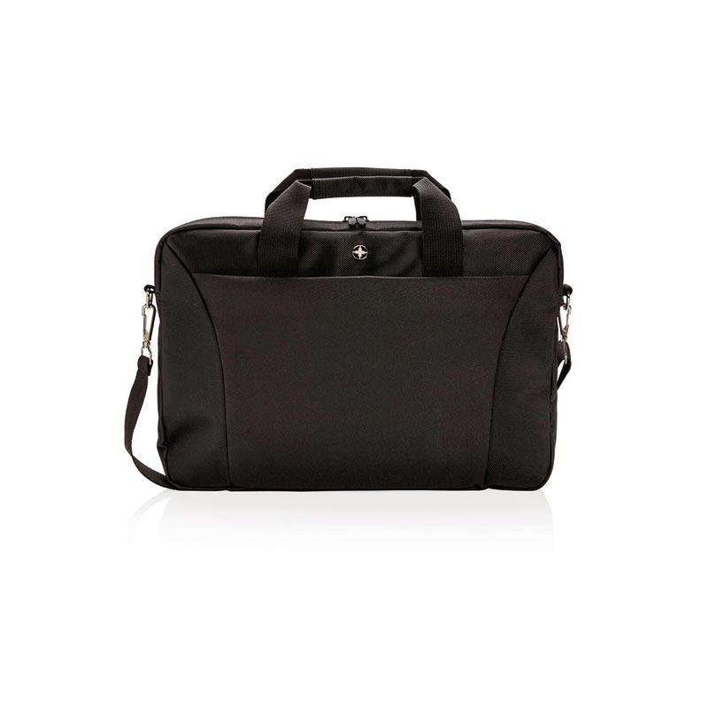 Sacoche personnalisable ordinateur portable Swiss Peak® 15 pouces Sion