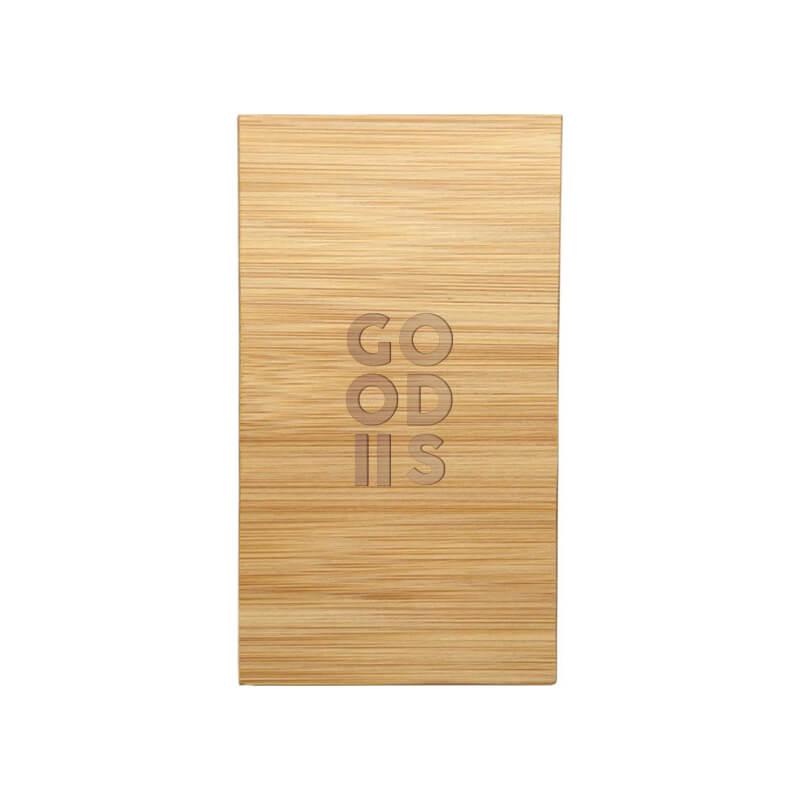 Goodies greeen - Ustensiles de cuisine en bambou Timber