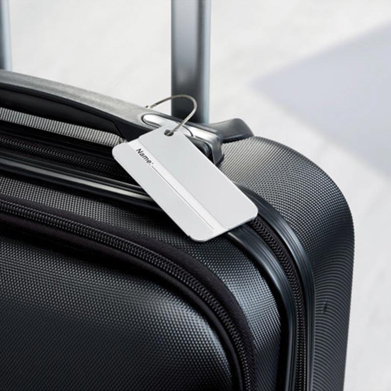Etiquette à bagages à personnaliser Taggy