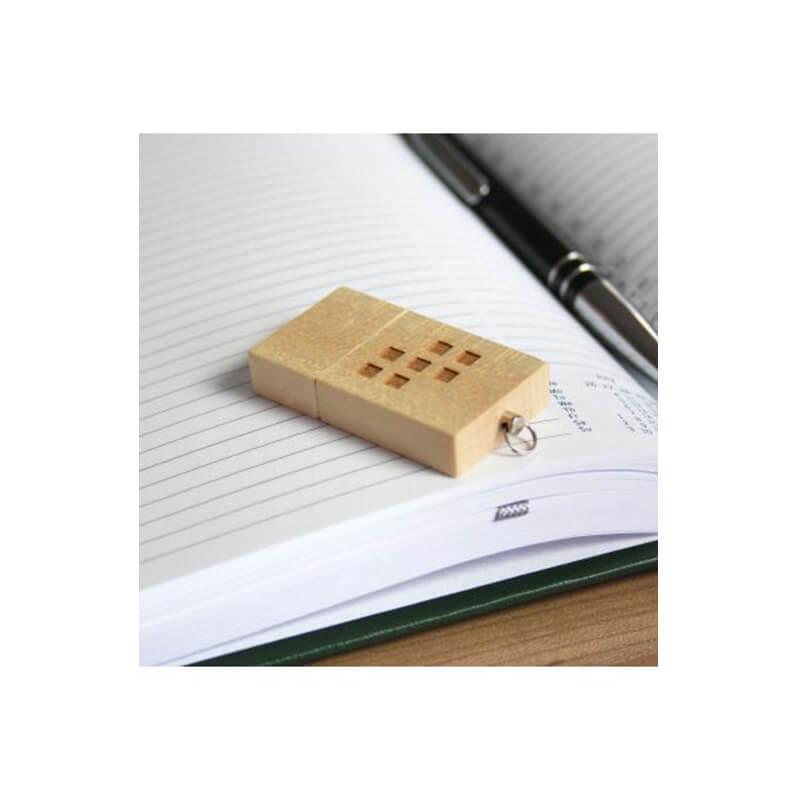 Clé USB en bois Eco Wood