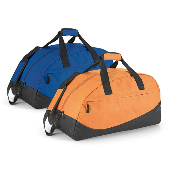 Sac de sport publicitaire Supplies orange - sac de sport promotionnel