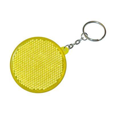 Porte Cles personnalisable réfléchissant - Goodies