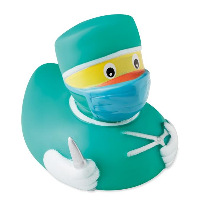 Goodies - Canard personnalisé en PVC Doctor