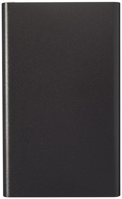 Chargeur publicitaire - Batterie de secours publicitaire 4000 mAh Pep - bleu