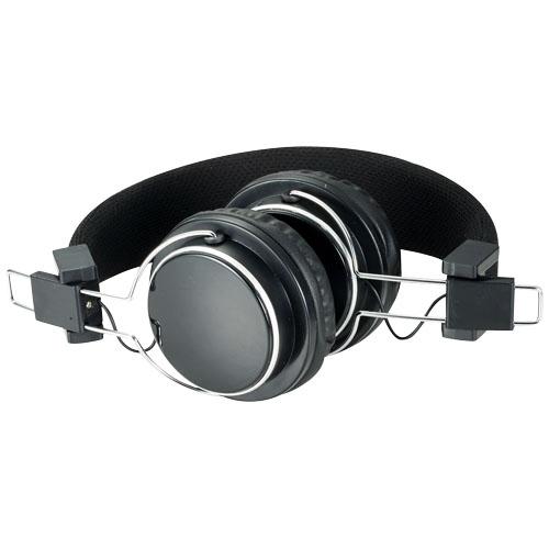 Casque audio publicitaire Bluetooth Tex - Objet publicitaire