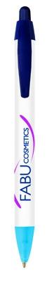 stylo bille publicitaire en plastique recyclé - stylo personnalisé écologique