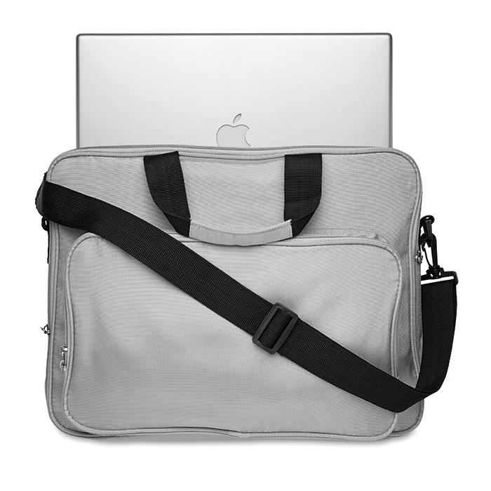 """Sacoche personnalisable pour ordinateur 15"""" Lucca - bagage publicitaire"""