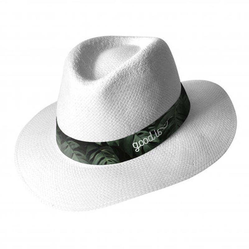 Chapeau publicitaire PANAMA