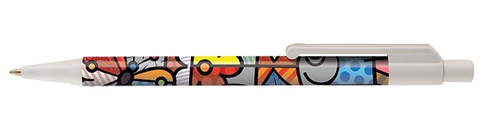 Stylo personnalisable Astaire - stylo publicitaire
