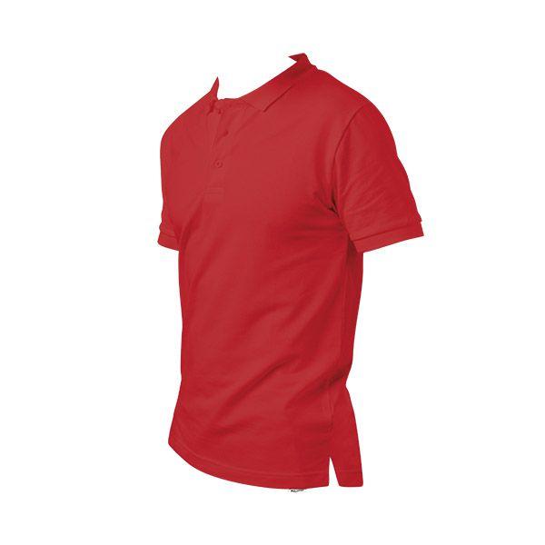 Polo personnalisé pour homme Monacoco rouge - textile publicitaire