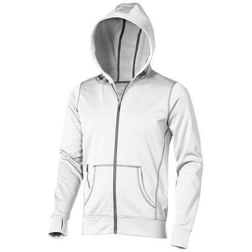 Sweater à capuche blanc