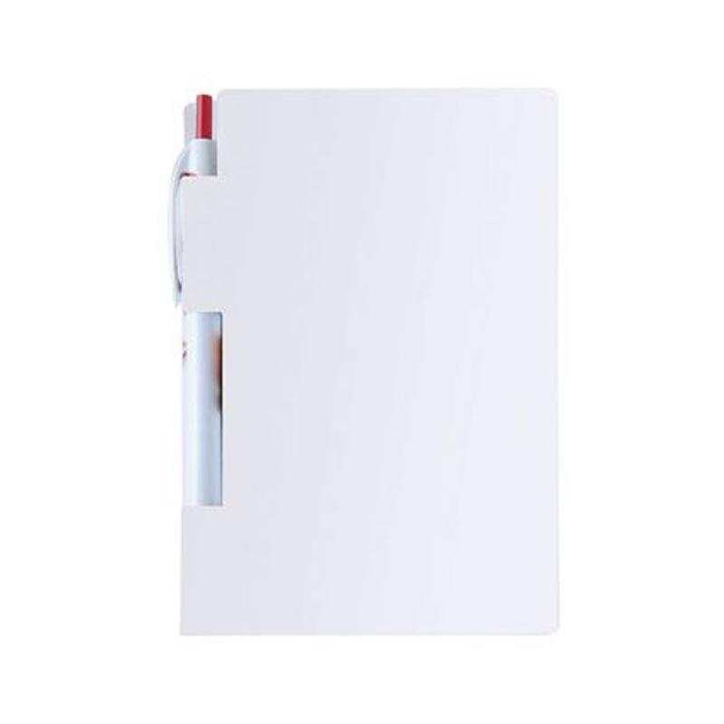 Bloc-notes et stylo Siamois
