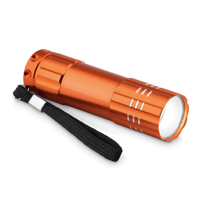 lampe de poche à led cob personnalisable Arcolight - lampe personnalisable