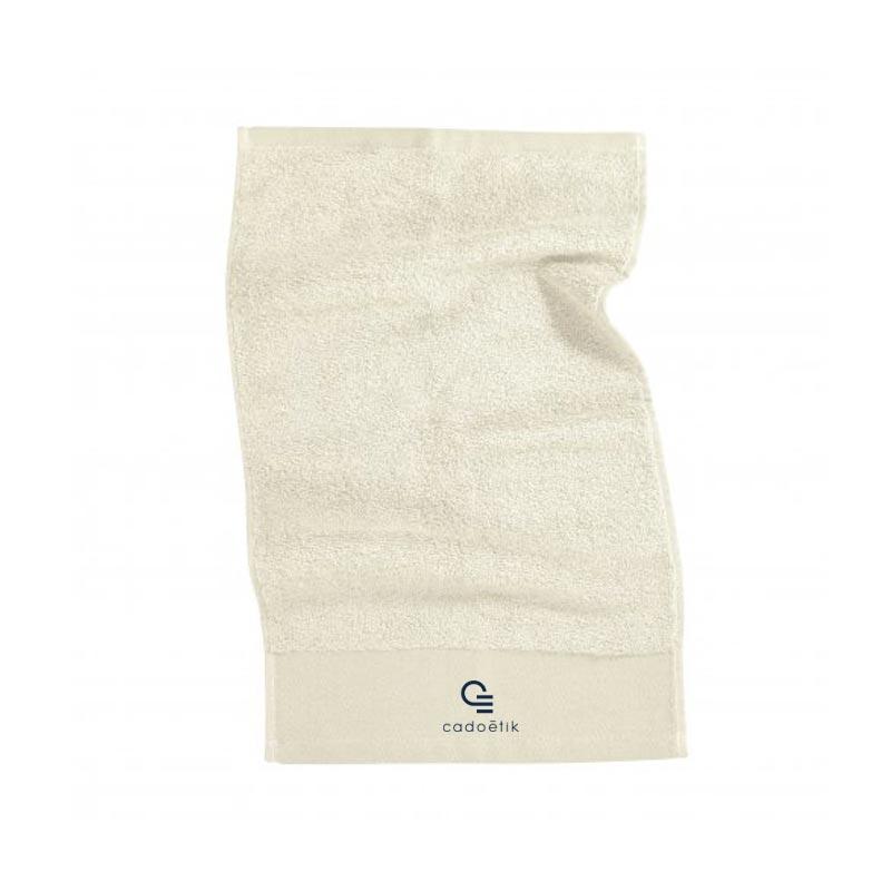 Serviette de toilette publicitaire MIND - Textile publicitaire