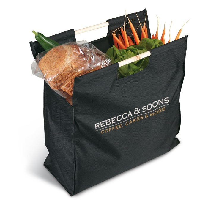 Sac shopping publicitaire cabas - cadeau promotionnel