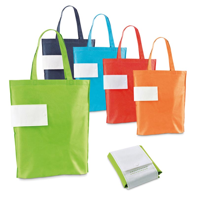 Sac shopping publicitaire Supple